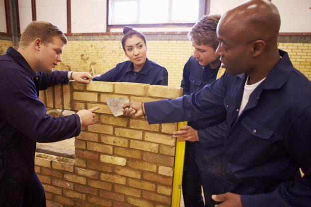 bouw opleiding zoeken